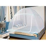 Kelambu Tempat Tidur 180 X 200Cm Portable Lipat Anti Nyamuk Siap Pakai Promo Beli 1 Gratis 1