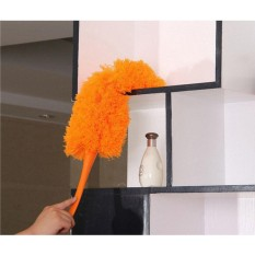 Kemoceng tekuk flexible GO DUSTER kemucing clean alat kebersihan rumah