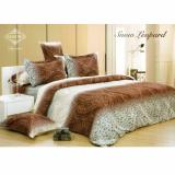 Review Kendra Signature Sprei Set Snow Leopard Queen Size 160X200 Kendra