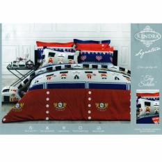 Harga Kendra Signature Sprei Set Toy Soldier Size 35X160X200 Edisi 2017 Online Indonesia