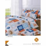 Review Kendra Sprei Set Nautical Edisi 2017