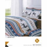 Review Kendra Sprei Set Winter Tale Edisi 2017 Kendra Di Indonesia