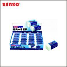 KENKO Eraser ERW-40SQ (1 Box = 40 Pcs)