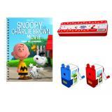 Ulasan Lengkap Kenko Snoopy Paket Alat Tulis 4