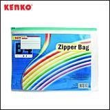Tips Beli Kenko Zipper Bag Zb 2839 3 Pcs Yang Bagus