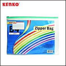 Toko Kenko Zipper Bag Zb 2839 3 Pcs Yang Bisa Kredit