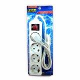 Harga Kenmaster F1 4 Sambungan Kabel 4 Lubang Stop Kontak Kenmaster Banten