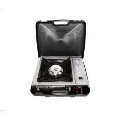 Kenmaster Kompor Portable 2IN1 Gas Kaleng 7 Gas LPG