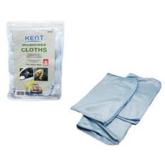 Kenmaster KT-01 Microfiber Cloths 1pack isi 5 Pcs - Kain Lap