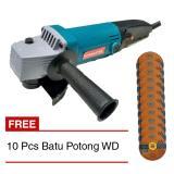 Beli Kenmaster Mesin Gerinda S1M 100 4 10 Pcs Batu Potong Wd Pake Kartu Kredit