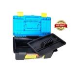 Kenmaster Tool Box K410 Kotak Penyimpanan Pekakas Alat Pertukangan Promo Beli 1 Gratis 1