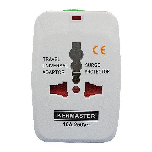 Kenmaster Travel Universal Adaptor K