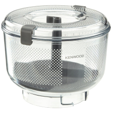 Spek Kenwood Attachment At444 Potato Peeler Chef Grey Transparant Kenwood
