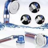 Beli Kepala Shower Head Ion Spa Ionizer Healthy Crystal 3 Mode Bonus Selang Shower140Cm Di Jawa Barat