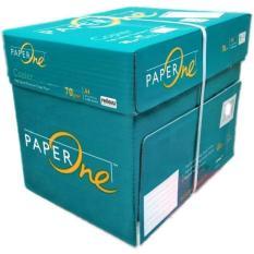Kertas HVS Paperone A4 70 Gsm (1 Box = 5 Rim)
