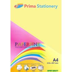 Kertas HVS Warna Paperfine Yellow