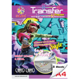 Beli Kertas Transfer Sun Next Generation Glossy Transfer Paper Light A4 Pakai Kartu Kredit