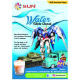 Harga Kertas Water Slide Sun Water Slide Decal Paper Opaque A4 New