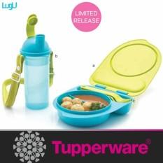 Kiddie Lunch Tupperware Bekal Anak / Tempat Makan / Nasi - Wg0vam