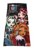 Ulasan Tentang Kids Character Monster High Bath Towel