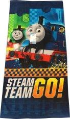 Kids Character Thomas Steam Go Team Bath Towel Original