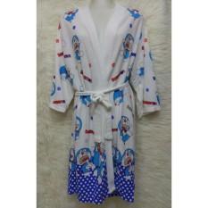 Kimono Handuk Dewasa Doraemon