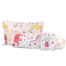 Jual King Rabbit Sprei Set Anak Baby Elephant Pink King Rabbit