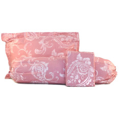 Perbandingan Harga King Rabbit Sprei Set Katun Abstrak Rucci Pink King Rabbit Di Indonesia