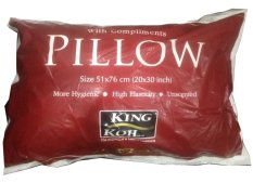 Jual Kingkoil Bantal Hollow Fibre Original