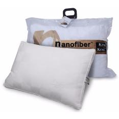 Kingkoil Nano Fiber Pillow Firm Kingkoil Diskon 30