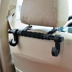 Spesifikasi Kingmas Mobil Suv Kargo Seat Back Kait Gantungan Organizer Headrest Holder Universal Oem Terbaru