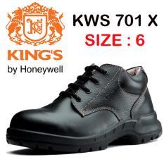 KING'S KWS 701 X Size 6 Sepatu Kerja Safety ASLI KINGS