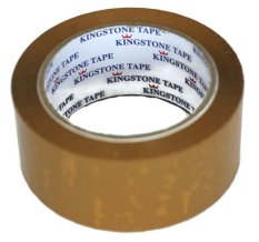 Harga Kingstone Tape Lakban 2 Inch 48Mm X 80 Yards 6 Pcs Coklat New