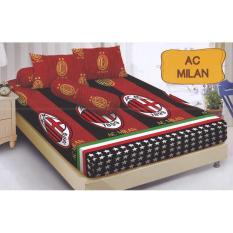 Cara Beli Kintakun D Luxe Milan Sprei Set 160X200X20 Queen Size