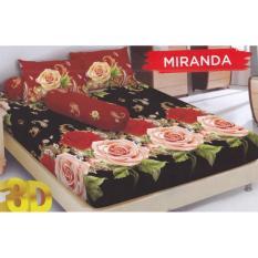 Perbandingan Harga Kintakun D Luxe Miranda Sprei Set 180X200X20Cm Kintakun Di Di Yogyakarta