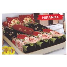 Kintakun Deluxe Miranda Sprei Set 160x200x20