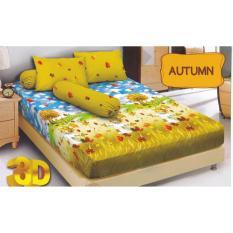 Top 10 Kintakun D Luxe Autumn Sprei Set 160X200X20 Online
