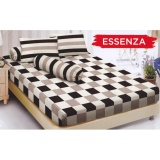 Jual Kintakun Dluxe Essenza Sprei Set Single 120X200X20Cm Kintakun Original