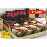 Spesifikasi Kintakun D Luxe Pissano Sprei Set 160X200X20 Terbaru