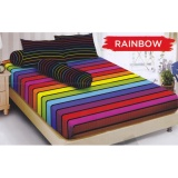 Beli Kintakun D Luxe Rainbow Sprei Set 180X200X20 Di Yogyakarta