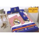 Jual Kintakun D Luxe Real Madrid Sprei Set 120X200X20 Branded Original