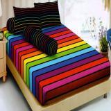 Top 10 Kintakun Dluxe Sprei King Motif Rainbow 180X200 Cm Online