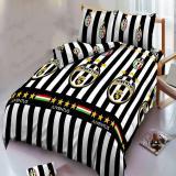 Kintakun Dluxe Sprei Queen Motif Juventus160X200 Cm Murah