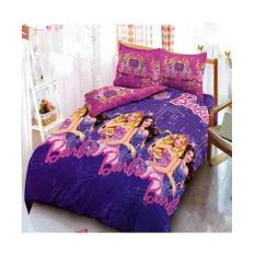 Kintakun Dluxe Sprei Single 120x200 cm - Barbie Pop Star