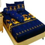 Kintakun Dluxe Sprei Single Motif Chanel120X200 Cm Indonesia