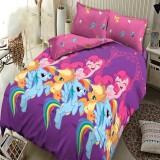 Kintakun Dluxe Sprei Single Motif Classic Little Pony 120X200 Cm Dki Jakarta