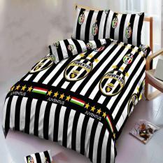 Spesifikasi Kintakun Dluxe Sprei Single Motif Juventus120X200 Cm Online