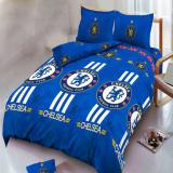 Spek Kintakun Dluxe Sprei Single Motif The Blue 120X200 Cm