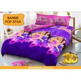 Jual Kintakun Dluxe Sprei Uk 160X200 Motif Barbie Pop Star Kintakun Grosir