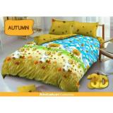 Jual Kintakun Dluxe Sprei Uk 180 X 200 Motif Autumn Branded Original